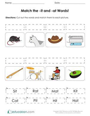 consonant vowel consonant words worksheet education