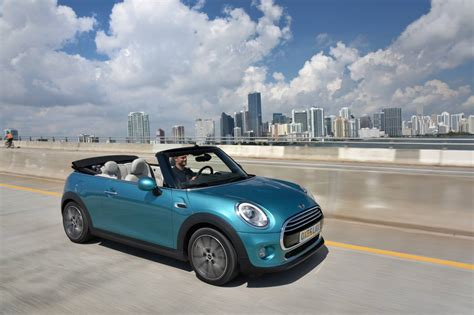 Mini Cooper Convertible Modification by Mini Cars New 2016 Cooper Convertible Pricing And Specs