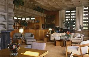 Arts around town: Frank Lloyd Wright interiors at WBR ...