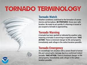 Spring 2019  Tornado Social Media