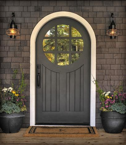 custom  garden door created  great northern