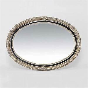 Spiegel Oval Silber : spiegelrahmen die rahmenmanufaktur ~ Markanthonyermac.com Haus und Dekorationen