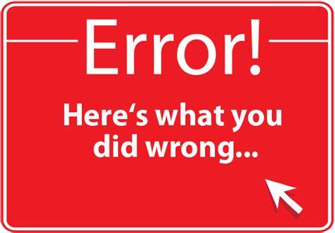 Writing Great Error Messages -- Visual Studio Magazine