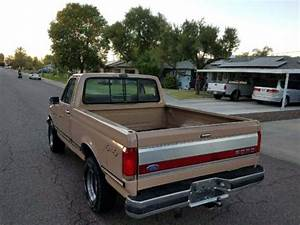 1989 Ford F150 Xlt Lariat 4x4 Short Bed New A  C Brand New