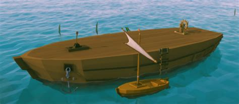 Small Boat Ylands by Ship Ylands Wiki