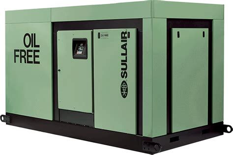 Ofd Tier Final Oil Free Rotary Screw Air Compressor