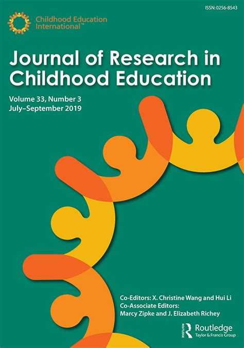 journal  research  childhood education vol