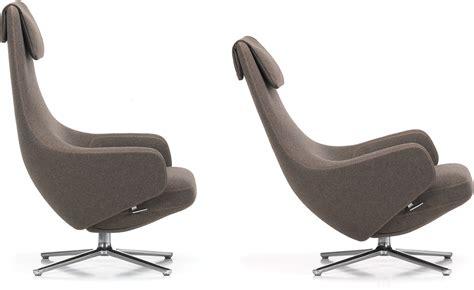 repos lounge chair ottoman hivemodern