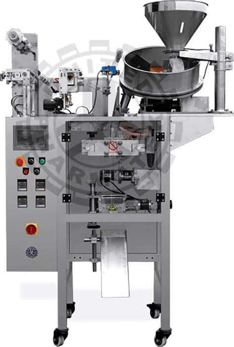 sachet packaging vertical form fill seal machine united pharmatek