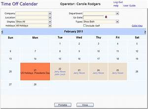 search results for vacation calendar request template With request off calendar template