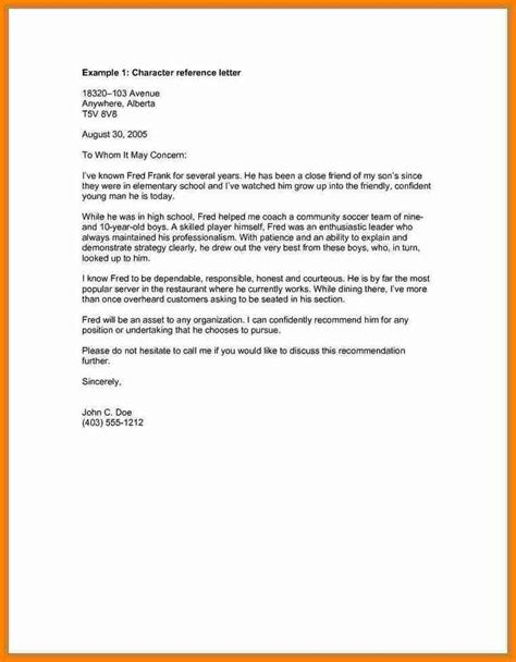 good moral character letter penn working