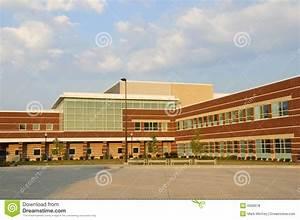 New School Building Royalty Free Stock Photos - Image: 6568978