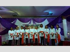 West Zone Group Song Competition Cardinal Gracias High