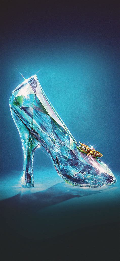 ac wallpaper cinderella glass slipper shoes illust