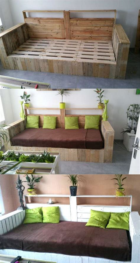 easy pallet sofas  coffee tables  diy   afternoon