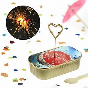 Geburtstag Berechnen : dosen kuchen zum geburtstag mit wunderkerze in herzform ~ Themetempest.com Abrechnung