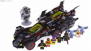Lego Batman Batmobile : lego batman movie ultimate batmobile review 70917 youtube ~ Nature-et-papiers.com Idées de Décoration