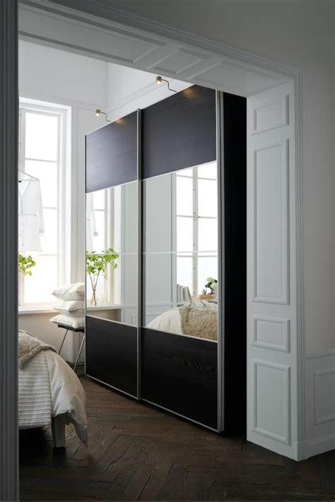 rangement placard chambre placard mural 10 bons exemples de portes coulissantes