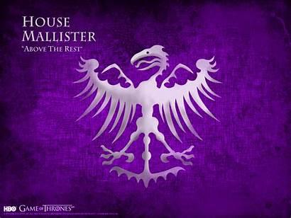 Thrones Mallister Wallpapers Sigil Got Background Sigils