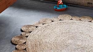 on a repere pour vous les tapis en corde With tapis matiere naturelle