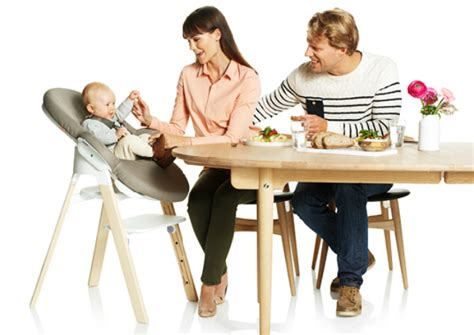 stokke introduces the new stokke steps project nursery