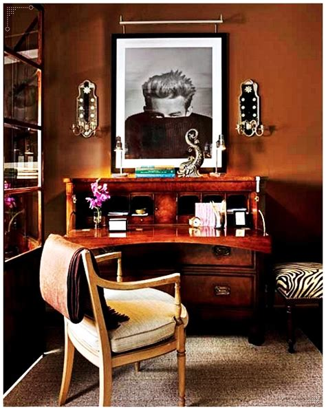 Masculine Office Decorating Ideas by Masculine Style Property Office Home Design And Decor