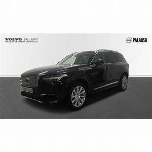 Volvo Xc90 2 0 D5 Awd Inscription Auto Carri U00f3n Valladolid