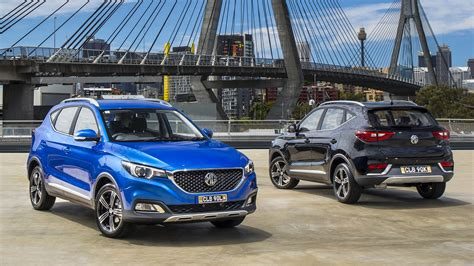 mg zs pricing  specs