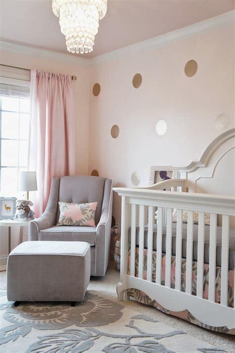 d馗oration chambre fille décoration chambre bébé 39 idées tendances