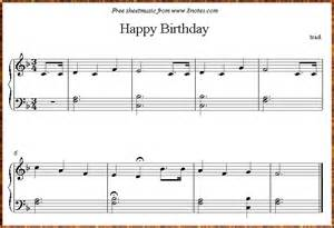 Happy Birthday On Trumpet Sheet Music