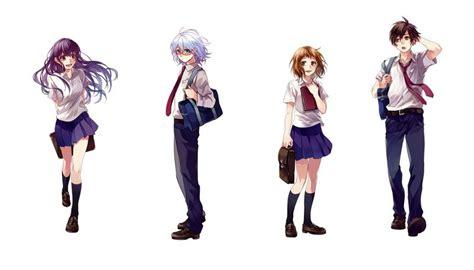 Anime Adaptasi Honeyworks Zutto Mae Kara Suki Deshita Anime Penuh Kesedihan