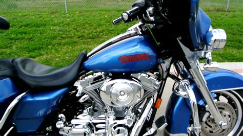 2005 Harley Davidson Electra Glide With Removable Tour Pak