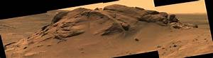 Did A Lake Once Cover Spirit Rover's Landing Site On Mars ...