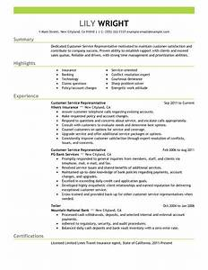 15 amazing customer service resume examples livecareer for Customer service resume samples free