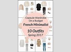 Create a French Minimalist Capsule Wardrobe 10 Spring