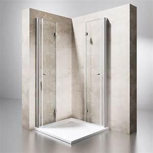 Fixer Upper Badezimmer : dusche duschkabine faltt r echtglas duschabtrennung eckeinstieg duschwand rav26 heimwerker ~ Orissabook.com Haus und Dekorationen