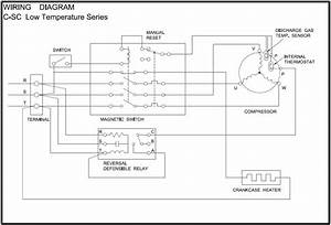 Air Compressor Wiring Diagram 3 Phase  Air  Free Engine