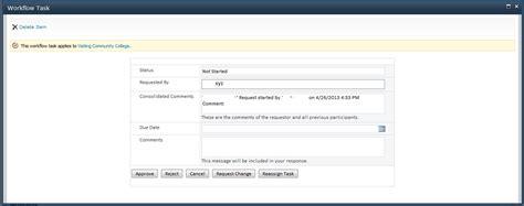add workflow tasks edit task button  link