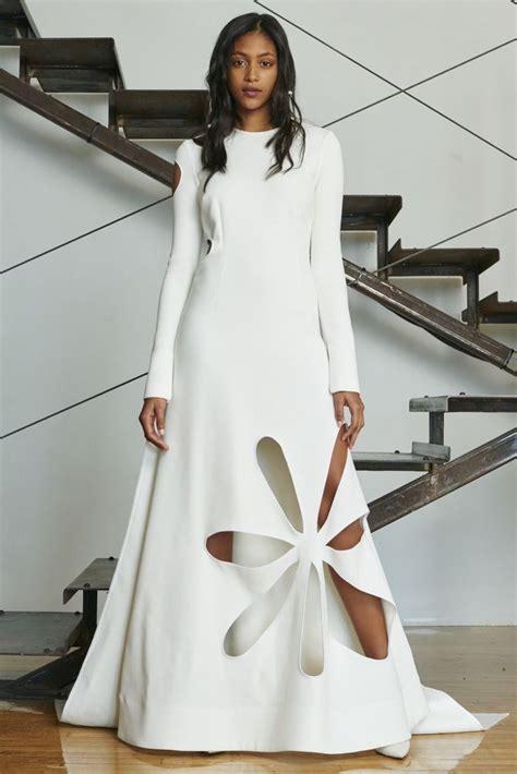 rosie assoulin resort     runway fashion