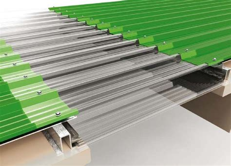 bonding fastening corrugated polycarbonate roofing