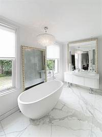 white marble bathroom 30 Marble Bathroom Design Ideas Styling Up Your Private ...