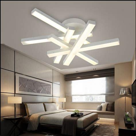 modern led chandelier led lamps white light warm light