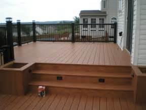 custom decks traditional patio baltimore by