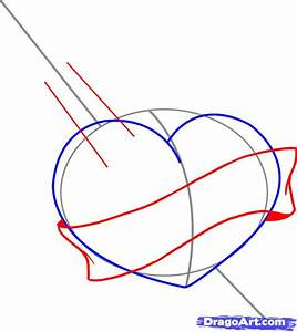 Drawings Of Hearts With Banners - Cliparts.co