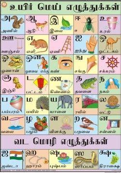 tamil alphabet chart alphabet charts alphabet alphabet