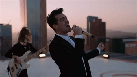 Panic At The Disco Release Gravity Defying Video For 'high