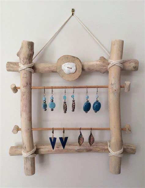 4 porte bijoux en bois flott 233 224 fabriquer