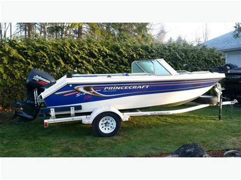 1998 Princecraft Fishing Boat by 1998 Princecraft Pro 176 Boat For Sale Osgoode