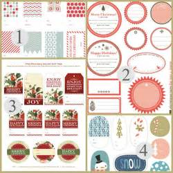 free personalized christmas gift tags and gift stickers christmas gifts and christmas favors