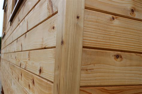 large shepherd hut  cedar cladding quadrabuild